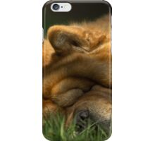 It's time to sleep iPhone Case/Skin