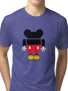 Android Mickey Tri-blend T-Shirt