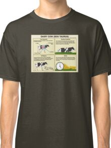 The Dairy Cow Classic T-Shirt