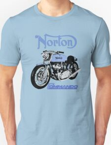 NORTON COMMANDO VINTAGE RETRO T-Shirt