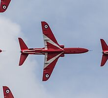 Arrows in Formation by William Rottenburg
