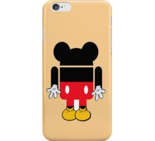 Android Mickey iPhone Case/Skin
