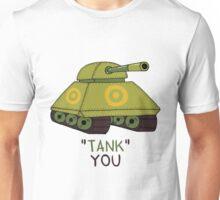 """Tank"" you Unisex T-Shirt"