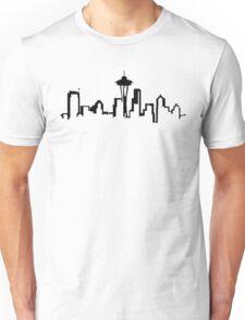 SEATTLE SKYLINE GREYS ANATOMY Unisex T-Shirt