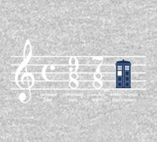 Dr Who One Piece - Long Sleeve