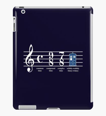 Dr Who iPad Case/Skin
