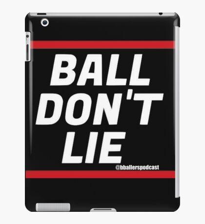 Ball Don't Lie BBP iPad Case/Skin