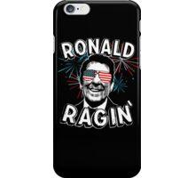 Ronald Ragin' iPhone Case/Skin