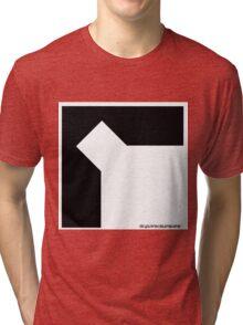 SQUAREPUSHER DO YOU KNOW SQUAREPUSHER Tri-blend T-Shirt