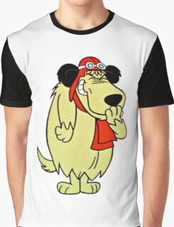 Cool Laughing Muttley  Graphic T-Shirt