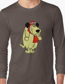 Cool Laughing Muttley  Long Sleeve T-Shirt