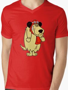 Cool Laughing Muttley  Mens V-Neck T-Shirt