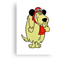 Cool Laughing Muttley  Canvas Print
