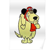 Cool Laughing Muttley  Poster