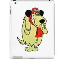 Cool Laughing Muttley  iPad Case/Skin
