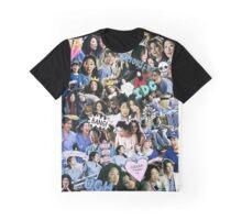 MEREDITH AND CRISTINA GREYS ANATOMY  Graphic T-Shirt