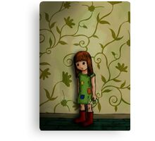 Doll02 Canvas Print