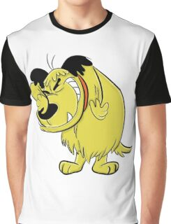 Wacky Races and Muttley Dope Stuff Graphic T-Shirt