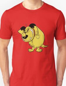 Wacky Races and Muttley Dope Stuff Unisex T-Shirt