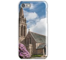 Ardwell Church, Dumfries and Galloway iPhone Case/Skin