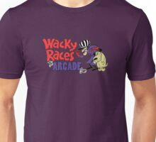 Wacky Races Arcade Game Unisex T-Shirt