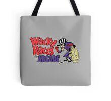 Wacky Races Arcade Game Tote Bag