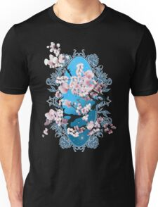 Blossom sakura. Vector illustration Unisex T-Shirt