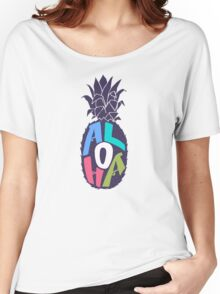 ALOHA! Women's Relaxed Fit T-Shirt