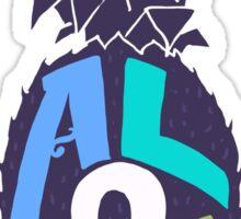 ALOHA! Sticker