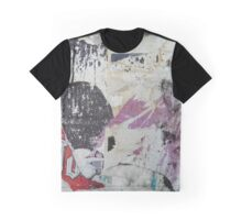 a glimpse into the urban time capsule - Anne Winkler Graphic T-Shirt