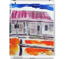 Outback Homestead Bright iPad Case/Skin