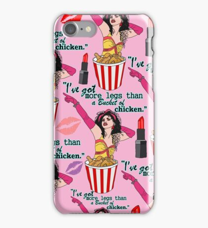 BUCKET OF CHICKEN iPhone Case/Skin