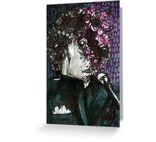 Purple Rain - Kerry Beazley Greeting Card