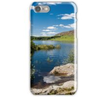 Clatteringshaws Loch Reservoir Photograph Dumfries and Galloway iPhone Case/Skin