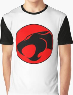 Thundercats Retro Cartoon Logo Graphic T-Shirt