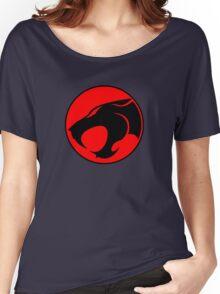 Thundercats Retro Cartoon Logo Women's Relaxed Fit T-Shirt