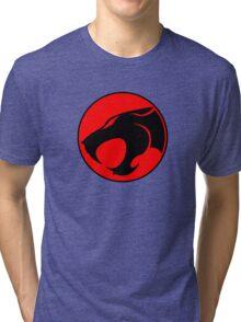 Thundercats Retro Cartoon Logo Tri-blend T-Shirt