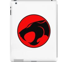 Thundercats Retro Cartoon Logo iPad Case/Skin