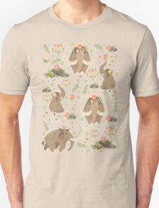 Cute mammoths T-Shirt