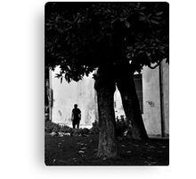 Late afternoon in Pisa Canvas Print