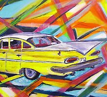Everything Old is Cool Again by gillsart