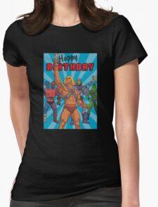 He-Man Dope Merch Womens Fitted T-Shirt