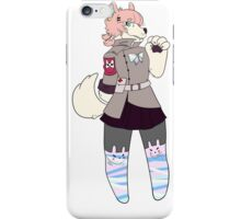 Pose for the camera iPhone Case/Skin