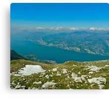 Garda Lake - Italy -Veneto Canvas Print