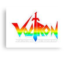 Voltron Logo Canvas Print