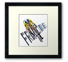 Frooome... Framed Print