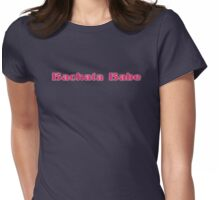 Bachata Babe T-Shirt - Bachata Dance Clothing Top Womens Fitted T-Shirt