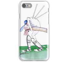 England Cricket duck - tony fernandes iPhone Case/Skin