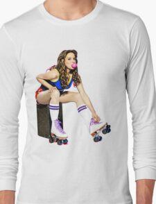 Tina Fey snl bumper Long Sleeve T-Shirt