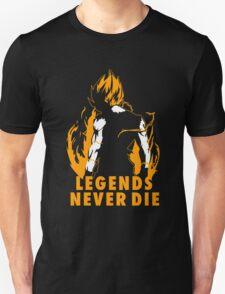 Goku - Legends Never Die Unisex T-Shirt